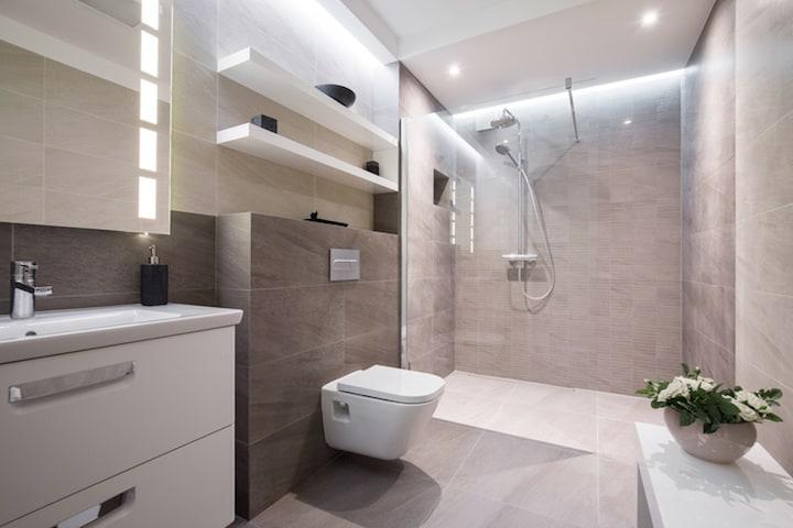 Ventilatie Badkamer Muur : Ventilatiesysteem in de badkamer soorten voordelen prijs