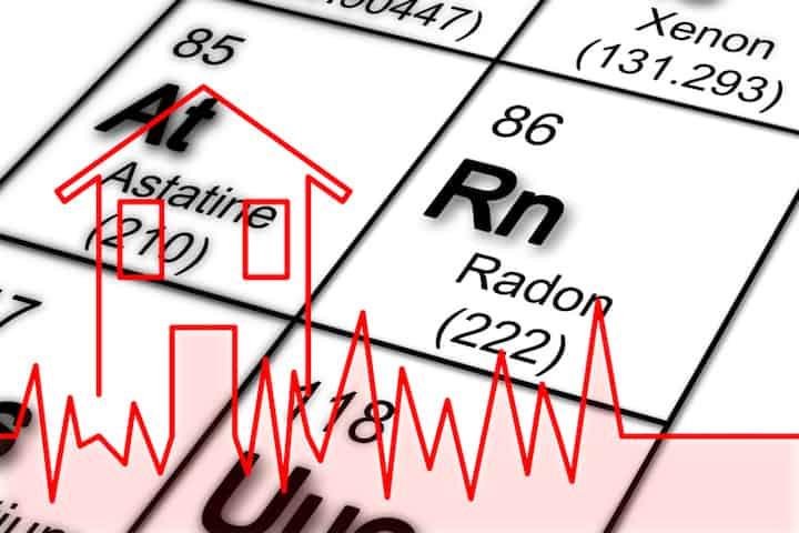Voorkom Radon in de kruipruimte door goed te ventileren