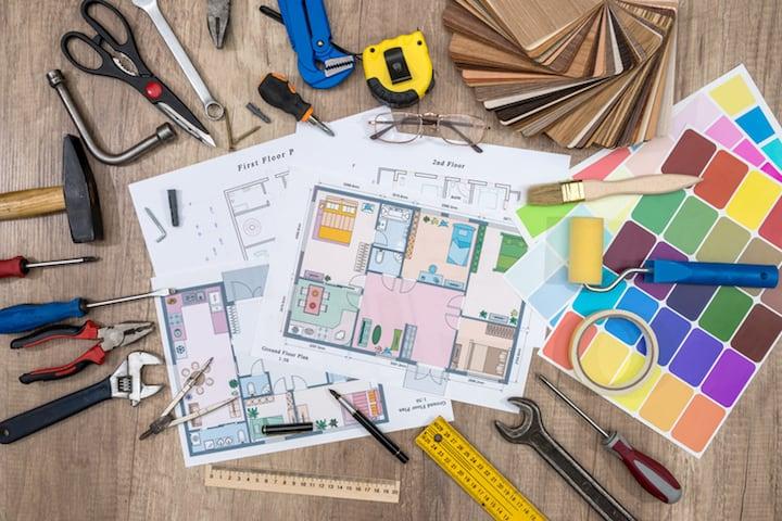 Ventilatie voorzien tijdens renovatie of nieuwbouw