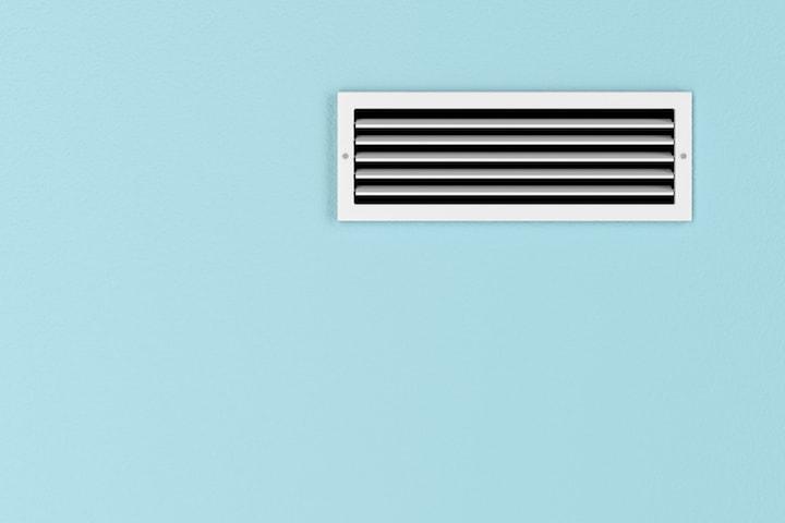 Een goed ventilatierooster voorkomt reeds veel geluidsoverlast