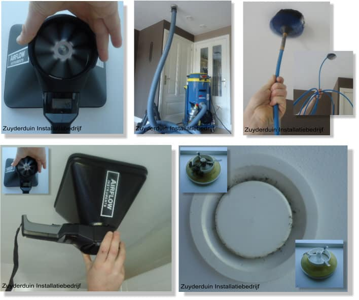 Ventilatiesysteem onderhouden - © Zuyderduin.nl